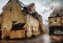 Rain / by Julia