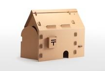 Paper & Cardboard: Playhouses & Castles