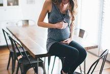 s t y l e // pregnancy