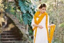 Nepali & Indian Wedding Inspiration / For those who want to add a little culture to their wedding days.
