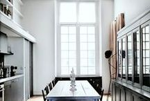 Home - White interiors / Just white interiors!