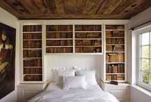 Home Decor - Book storage