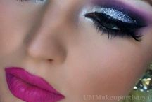 I would cry but my make-up is designer / by All Up On Diaz