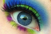 {Crazy} Makeup
