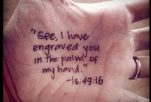 Favorite Scripture Verses