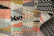 quilts - contemporary and tutorials