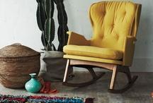 interior & furniture / by Stephen Kelleher