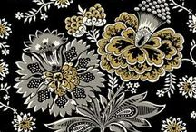 paisleys and indiennes