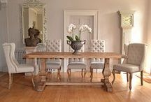 Dining Room / by La Residence Interiors