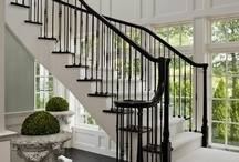 Staircases, Foyers & Hallways / by Gail Sowers