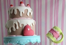 Cakes!  :D