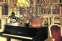 Music Rooms / by Gail Sowers