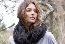 Knitted Shawls, Cawls and Scarfs