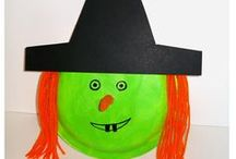 HALLOWEEN / Kids Crafts, Party Ideas, Recipes & Costumes