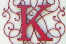 'K' is for Kristen