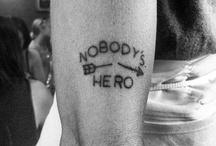 tattoo / by Stephen Kelleher