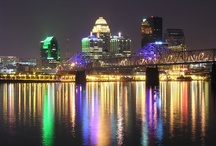 Louisville / Places to see and go and experience / by Nancy Graham