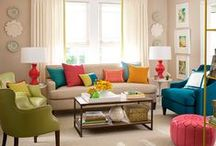 Home decor - Rugs, curtains and upholstery