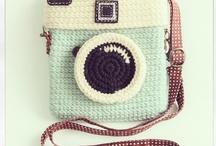 Crocheted Purses / by Karen Bumstead