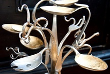 Recycling spoons, forks and knives / by Nancy Graham