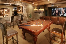 Home Theaters, Game Rooms & Bars / by Gail Sowers