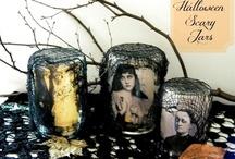 Halloween Crafts / by Karen Bumstead