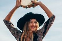 Festival Style / Festival Season Essentials. A few of our favorite pieces rock at this year's music festivals. / by SWELL