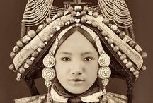 Vintage Ethnic Photography / by Chris Galusha Design