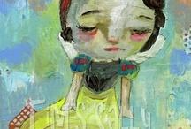 Board 1 Inspirational Art / by Karen Bumstead