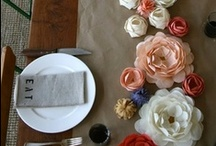 Table decor / by Nicole Frangione
