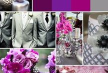 Wedding Day - Colours