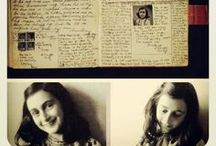 Remembering Anne Frank / A child/woman for the ages, wise beyond her years. Rest in peace, dear Anne. / by Terry Berngards
