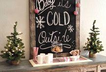 holidays / by Allison Eells