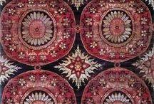 Eurasian Design Traditions / by Pamela Farmer