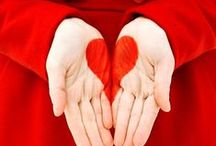 #GoRed  / February is Heart Month and WEAR RED DAY is February, 7th.    Wear red to honor women with heart disease and bring awareness to cardiac health.  www.northbayheartwalk.org