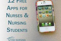 nursing / by Allison Eells