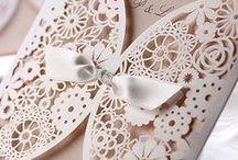 Wedding day - Stationery ideas