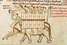Elephantastic / Elephants as historically depicted by artists who had never seen one first hand.