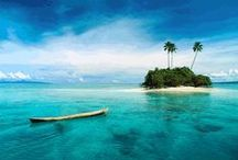 Fiji Scenery / landscape / resorts - kama catch me