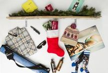 Stocking Stuffers / Your Go-To Gifting Ideas For The Christmas Season. Find Gifts For Men and Women In Just The Right Size To Fit Into A Neatly Wrapped Package And Perfect As Stocking Stuffers. Happy Holidays!  / by SWELL