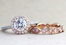 Unconventional Engagement Rings and wedding bands / Unconventional Diamond Rings - wedding bands - engagement rings
