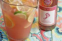 drinky drinks / by Allison Eells
