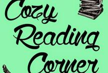 The Cozy Reading Corner / My book review blog!  :)