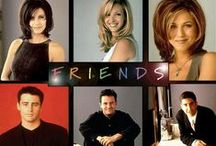F.R.I.E.N.D.S. / All things Friends! / by Michelle Prigge