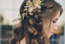 Wedding Hurr & Beauty / Beauty ideas for my wedding day