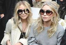 The Moguls | MKA Olsen / Mary Kate + Ashley Olsen Style