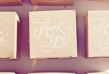 | Favors | / Giveaways to make your guests feel like they are awesome! / by Lily Tulippe