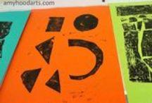 Activities to do with kids--art