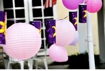 Party Ideas--Birthdays, Showers, etc. / by Melissa Wallestad