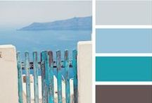 Color Combos / by Sharon Sellers